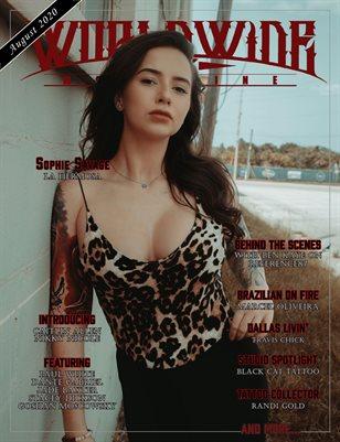 Worldwide Ink: August 2020 Issue