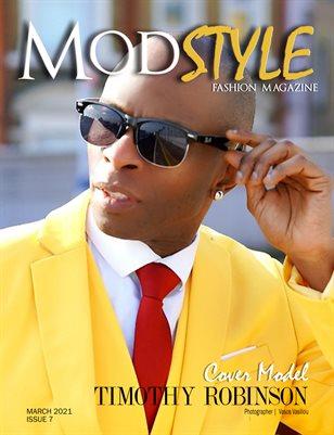 MODStyle Fashion Magazine Spring Fashion Issue 7