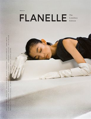 Flanelle Magazine Issue #28 - The Limitless Edition V2