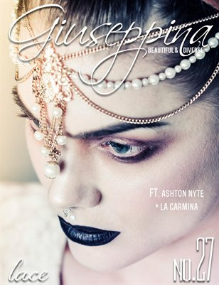 ISSUE #27: LACE (COVER 2A)