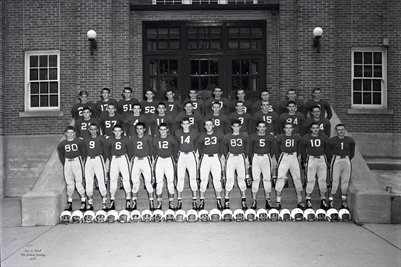 1948 Mayfield Football Team, Mayfield High school, Graves County, Kentucky