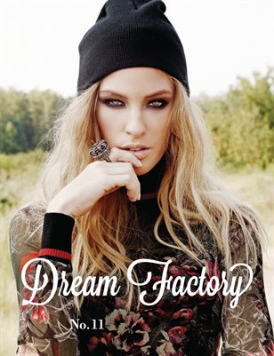 Dream Factory Magazine Vol 11