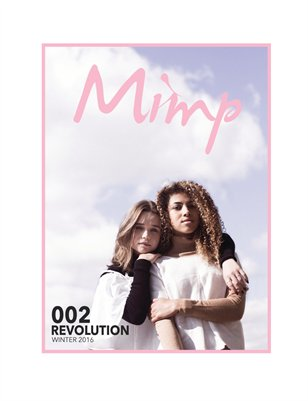 Mimp Magazine - 002 Revolution Winter 2016