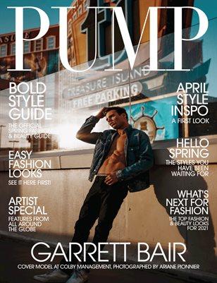 PUMP Magazine | The Trendsetter Edition | Vol.4 | April 2021