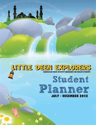 Student Planner - (July - December 2012)