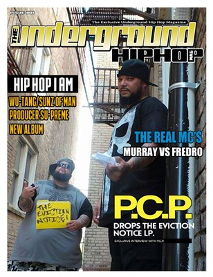 The Underground Hip Hop - Issue #1