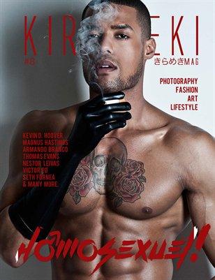 Kirameki Mag #8 Homosexuel!