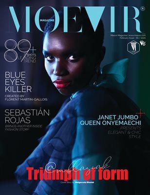 #25 Moevir Magazine February Issue 2020
