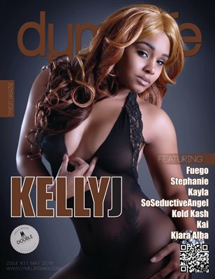 Dymelife Magazine #31 (Kelly J)