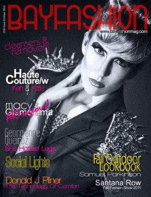 BAYFashion Magazine October 2011 - Fall Fashion Issue