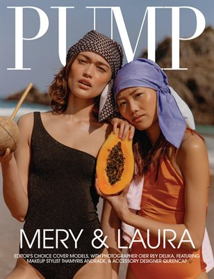 PUMP Magazine | The Global Fashion Issue | Vol.1 | April 2021