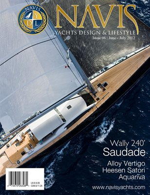 Navis Luxury Yacht Magazine #6