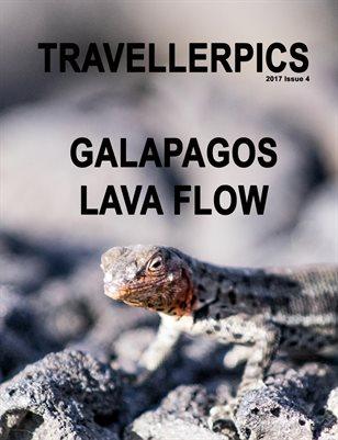 Galapagos Lava Flow