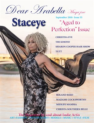 Dear Arabella Magazine September 2018