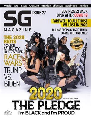 The Official Scrilla Guerillaz Magazine Issue #27