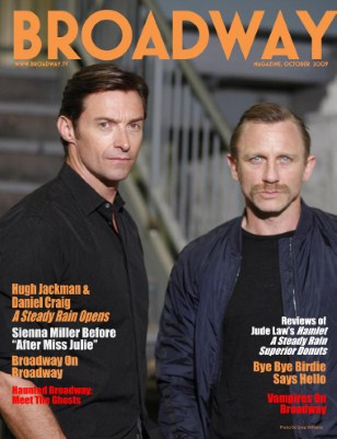 October 2009 Hugh Jackman Daniel Craig