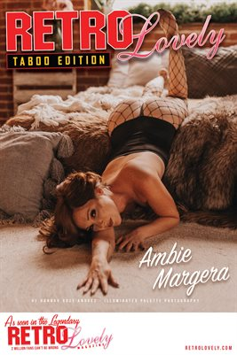 Ambie Margera Cover Poster