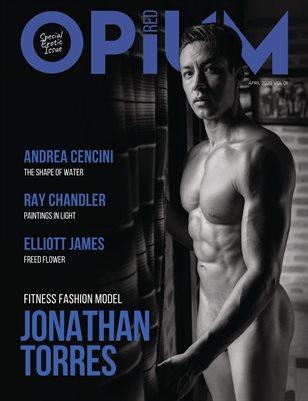 Opium Red Magazine #04 April 2020 Special Erotic Issue Vol 01