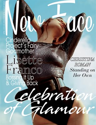 New Face Fashion Magazine - Issue 28, April '19 (Iggy Cover)