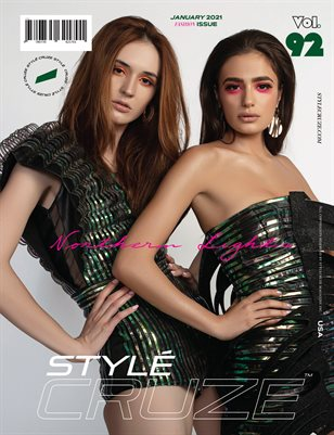 JANUARY 2021 Issue (Vol: 92) | STYLÉCRUZE Magazine