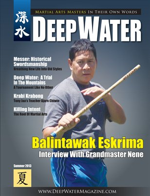 Deep Water Magazine - Summer 2013