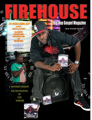 FireHouse Gospel MagazineIssue #2