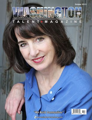 Washington DC Talent Magazine October 2015 Edition