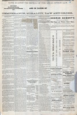 (Pages 3-4) Mayfield Monitor, May 12, 1876