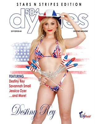 504Dymes Magazine Stars And Stripes 2019 Vol. 2