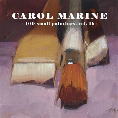 CAROL MARINE - 100 small paintings, vol.1b -