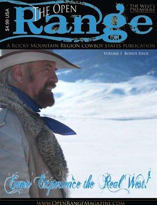 Open Range Magazine Volume 1