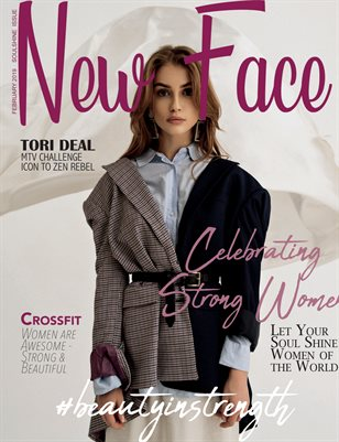 New Face Fashion Magazine - Issue 26, February '19