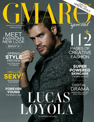 GMARO Magazine February 2021 Issue #38