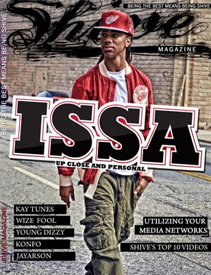 ISSA - Up Close and Personal