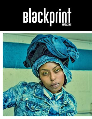Blackprint Magazine-Denim and Blues SP19