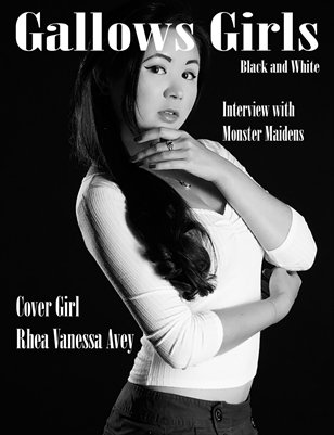 Gallows Girl Black and White Volume 2