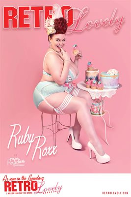 Ruby Roxx Cover Poster