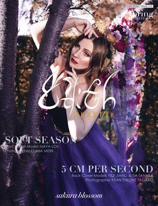 April 2020, Sakura Blossom, Issue 115