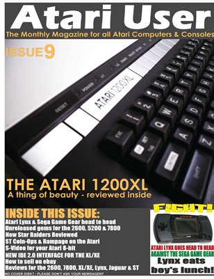 Atari User Issue 9 Volume 1