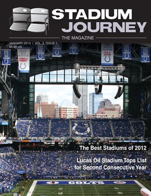 Stadium Journey Magazine Vol. 3, Issue 1