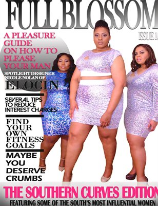 Full Blossom Magazine Issue 16