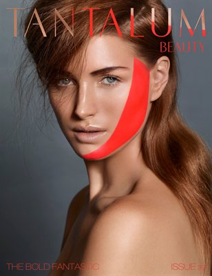 "Tantalum Magazine Issue 39 ""Beauty Edition"" // November 2014"