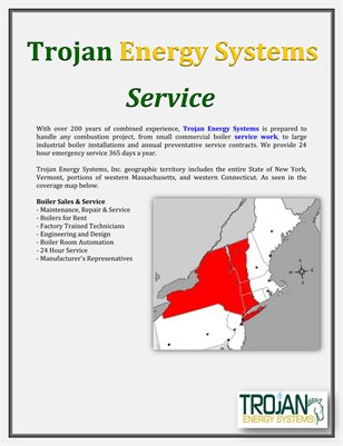 Trojan Energy Systems: Service
