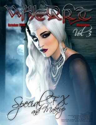 Deathly October, VOL 3 Issue #11 Wild Heart Magazine