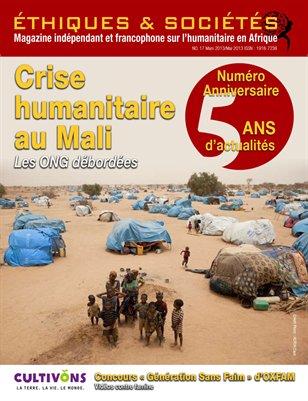 Magazine Éthiques et Sociétés - Numéro 17