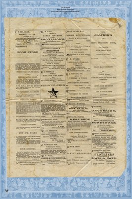 (PAGES 3-4) The People's Advertiser, Sept. 14, 1867, Dayton, Ohio