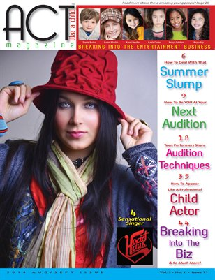 ACT Like A Child Magazine Issue 11