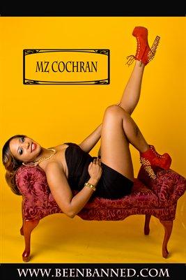 Mz Cochran Poster #1