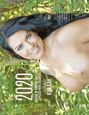 Kim 2020 Models of Artistic Edge RJC Topless/Nude