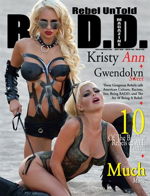 Rebel Untold (Kristy Ann & Gwendolyn Sweet Cover)